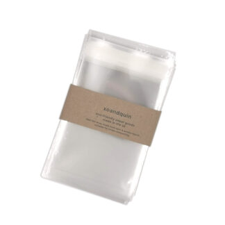 clear biodegradable display bags