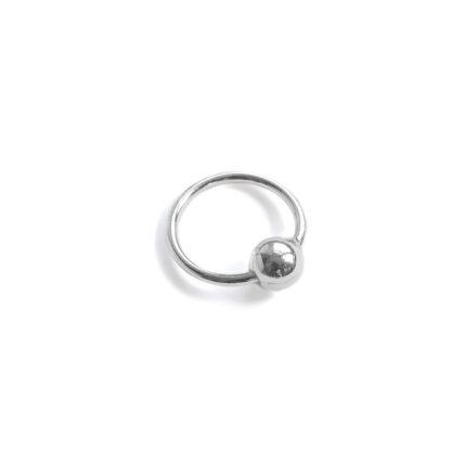tiny tragus hoop earring